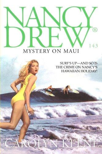 Mystery on Maui Nancy Drew 143